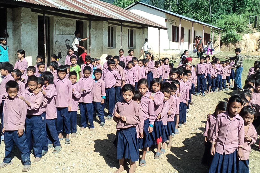 Nepal sweater program