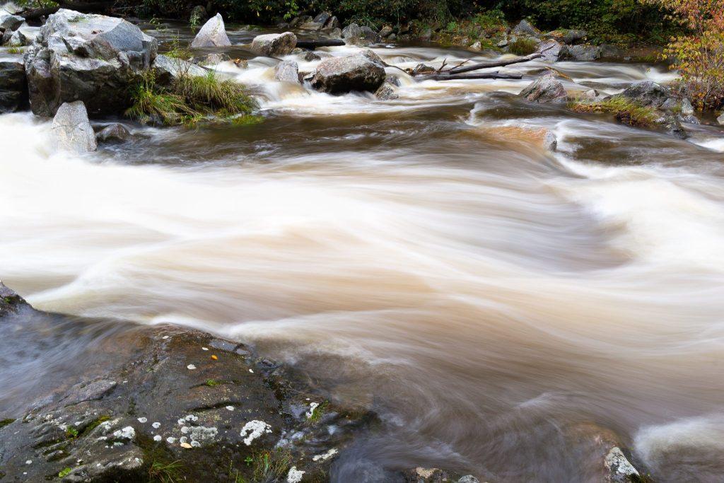 cullasaja river north carolina