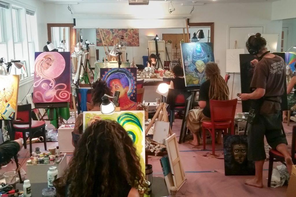 cosm_workshop_intensive_artists
