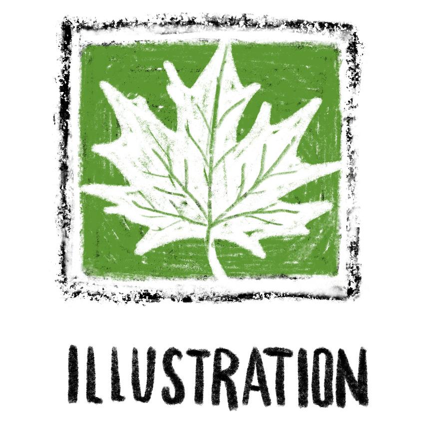 bowen imagery illustration icon